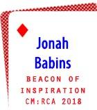 2018 Beacon of Inspiration: Jonah Babins