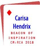 2018 Beacon of Inspiration: Carisa Hendrix