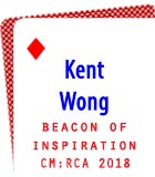 2018 Beacon of Inspiration: Kent Wong