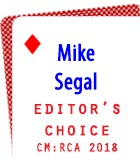 2018 Editor's Choice: Mike Segal
