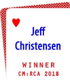 2018 Winner: Jeff Christensen
