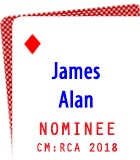 2018 Nominee: James Alan