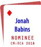 2018 Nominee: Jonah Babins