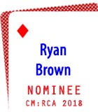 2018 Nominee: Ryan Brown