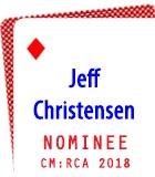2018 Nominee: Jeff Christensen