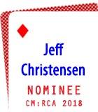 2018 Nominee: Jeff Christensen