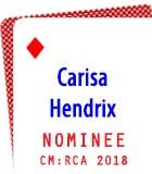 2018 Nominee: Carisa Hendrix