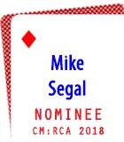 2018 Nominee: Mike Segal