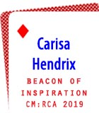 2019 Beacon of Inspiration: Carisa Hendrix