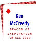 2019 Beacon of Inspiration:  Ken McCreedy