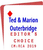 2019 Editor's Choice: Ted and Marion Outerbridge