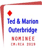 2019 Nominee: Ted and Marion Outerbridge
