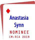 2019 Nominee: Anastasia Synn