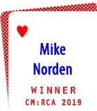 2019 Winner: Mike Norden