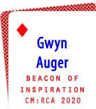 2020 Beacon of Inspiration: Gwyn Auger
