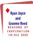 2020 Beacon of Inspiration: Ryan Joyce and Graeme Reed