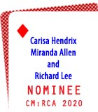 2020 Nominee: Carisa Hendrix, Miranda Allen, and Richard Lee