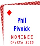 2020 Nominee: Phil Pivnick