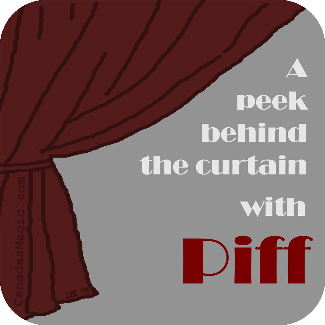 A peek behind the curtain with Piff the Magic Dragon